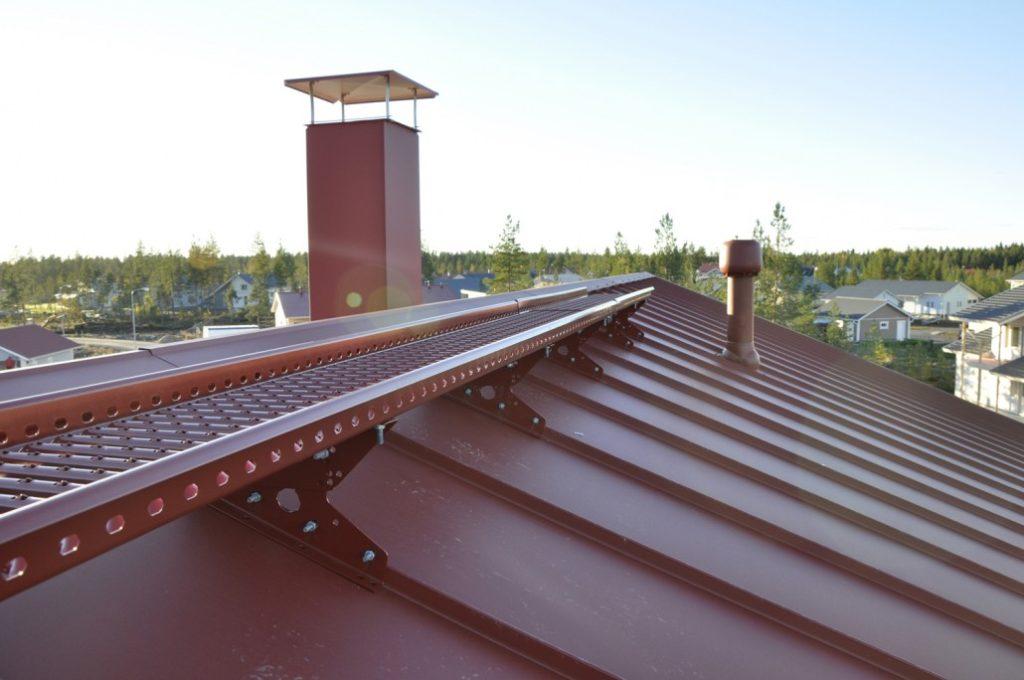 Talovarustepojat - kattoturvatuotteet